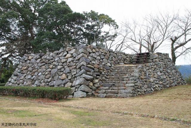 浜松城だけじゃない!歴史的旧跡「二俣城」