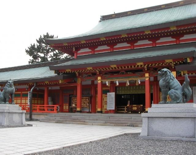 浜松 五社神社