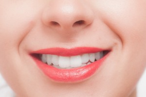 虫歯予防にいちご