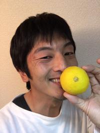 レモンを入れる:いちごジャムをつくる いちご狩りのbrwonvrew