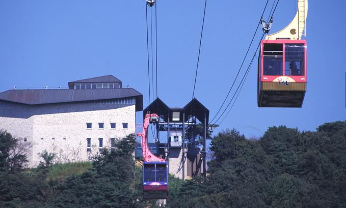 静岡_浜松のおすすめの人気おでかけスポット【かんざんじロープウェイ】