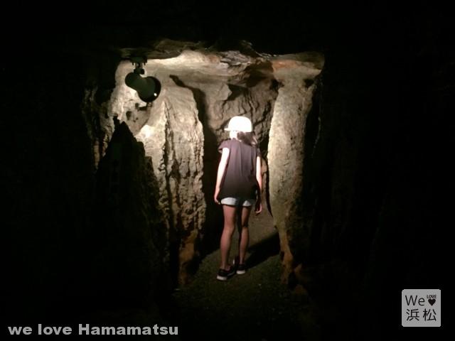 ワクワクドキドキ洞窟探検!!鷲沢風穴【浜松市の鍾乳洞①】