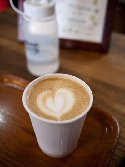 コーヒー屋ポンポン