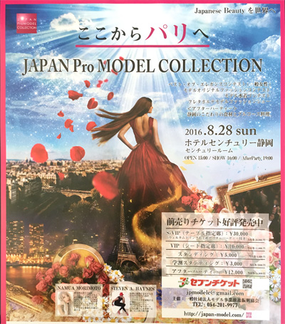 JAPAN Pro MODEL COLLECTION
