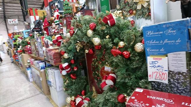 季節のイベント商品がずらり!