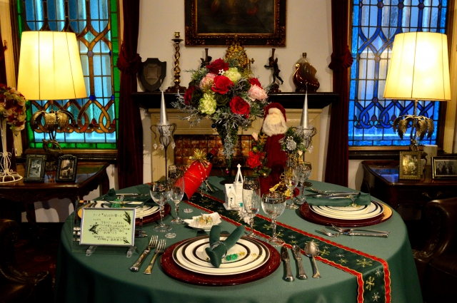 クリスマスディナー