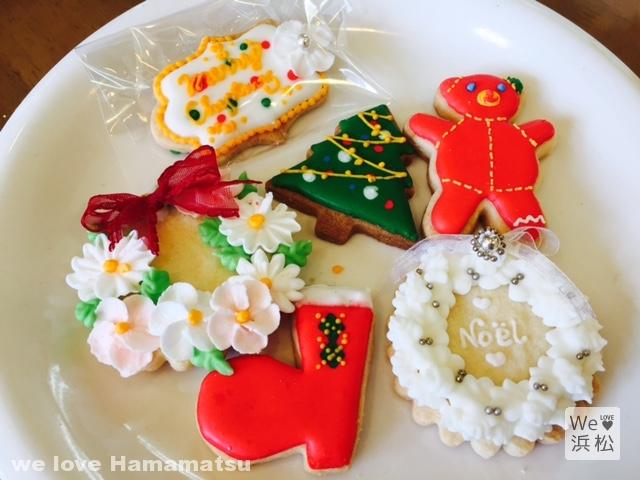 お好み焼き奈な「クリスマスアイシングクッキー教室」
