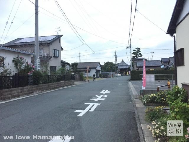 井伊直虎ゆかりの地:松下屋敷跡