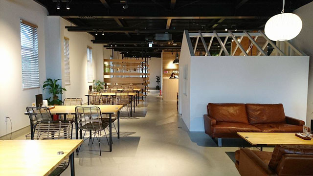 style casa カフェ
