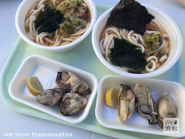 冬の味覚カキを満喫♪弁天島浜小屋マルシェに行ってきました!