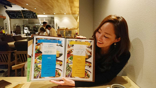 レストランLIFEのディナーコース