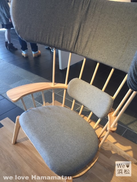 静岡文化芸術大学卒業展:Wrap chair