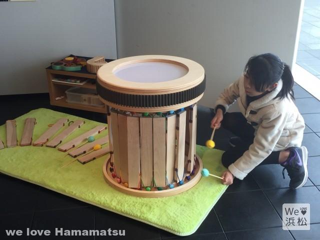 静岡文化芸術大学卒業展:Pocco-つながる音玩具-