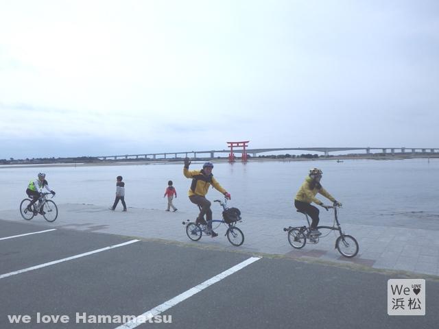 【浜名湖サイクルツーリング2017】観光&グルメを満喫♪サイクルツーリングコースの紹介