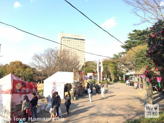 浜松城公園2017