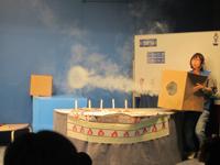 科学館サイエンスショー