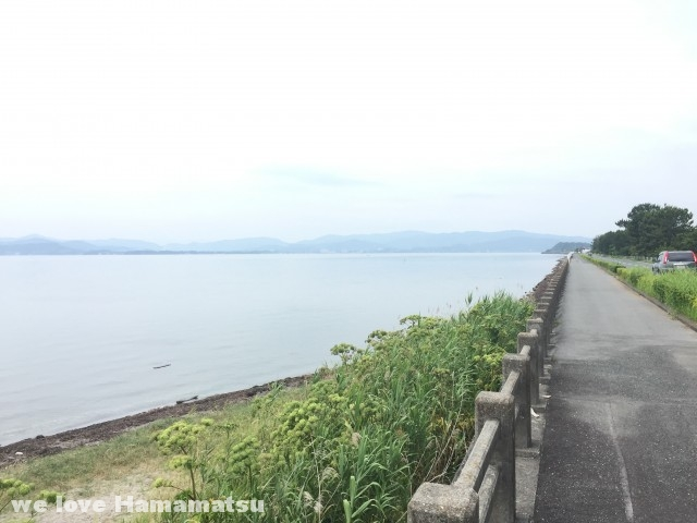 村櫛・浜名湖周遊自転車道