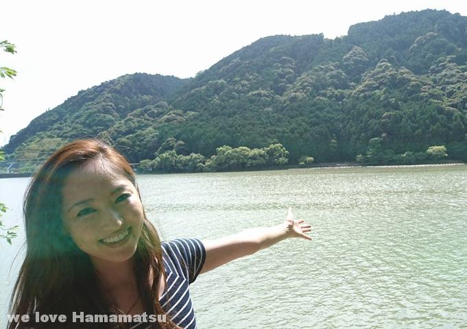 浜松市天竜区にある、絶景を眺めながら食べられるラーメン店!!
