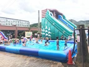 浜松フルーツパーク水遊びエリア2