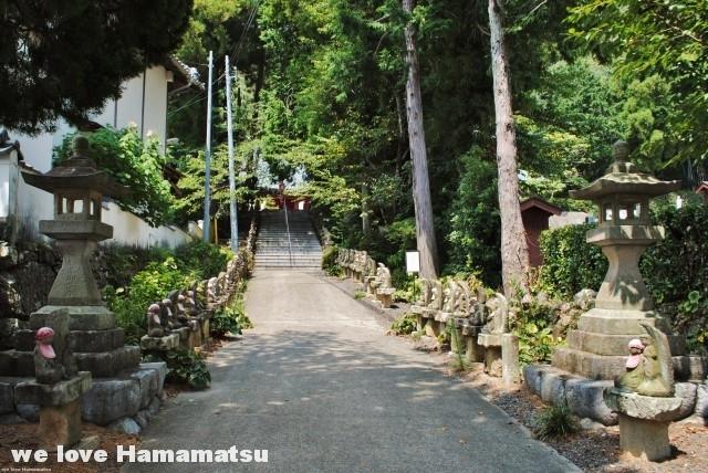 大福寺参道階段
