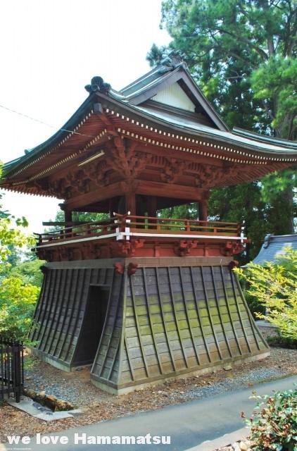 大福寺鐘楼