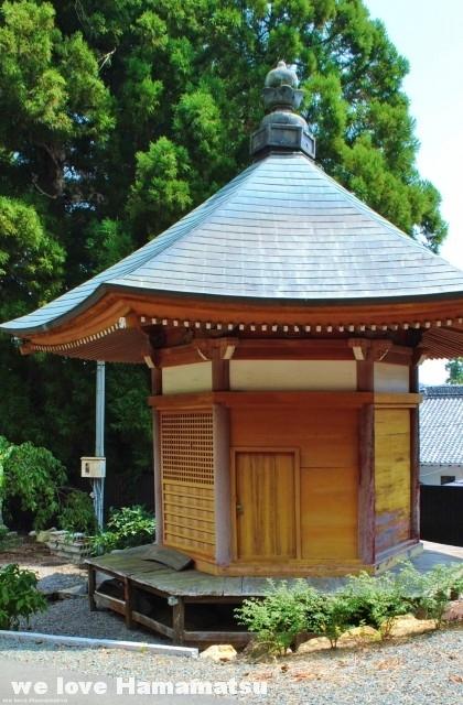大福寺六角堂