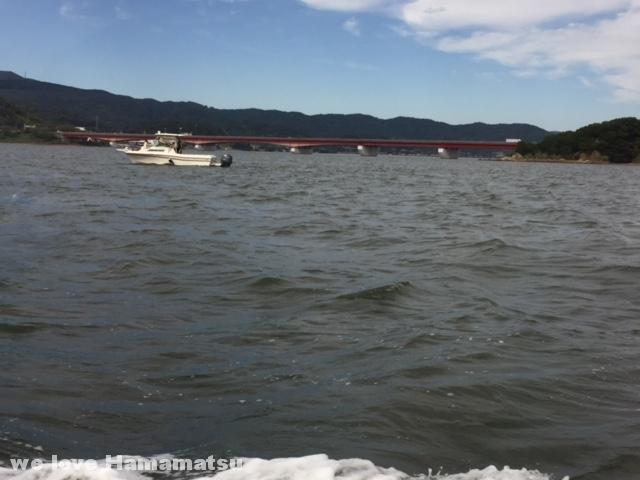 浜名湖遊覧船乗船