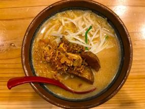 浜松おすすめ味噌ラーメン:麺場 田所商店