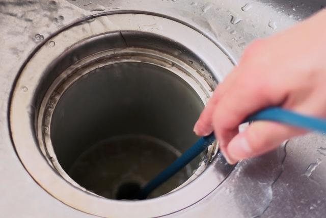 台所の排水溝