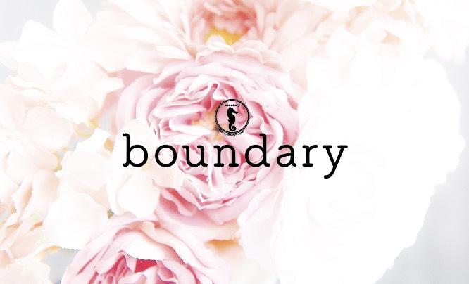 boundary イベント