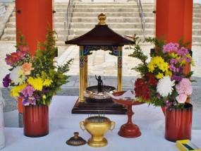 鴨江寺花祭り