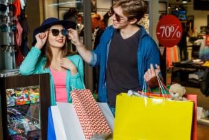 外国人 買い物