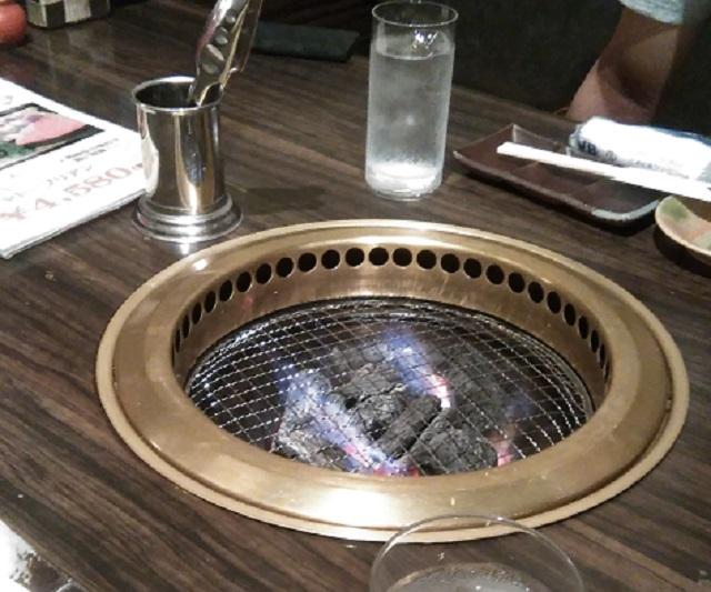 炭火焼肉 上杉
