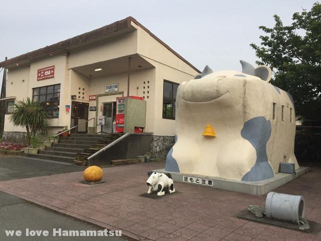 天竜浜名湖鉄道佐久米駅