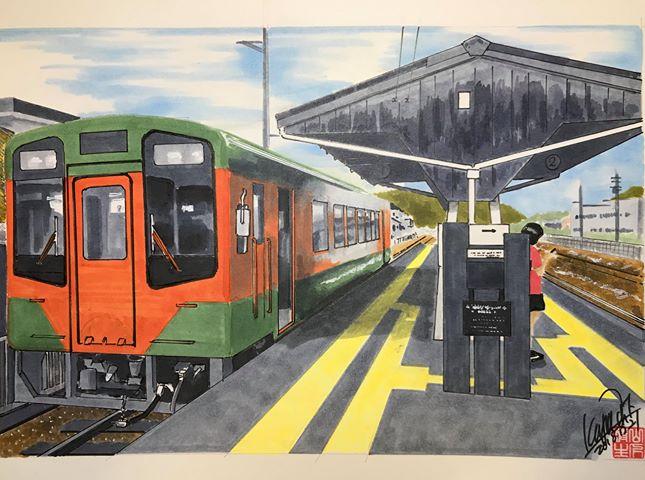 天竜浜名湖鉄道 金指駅