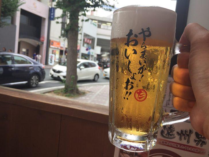 昼飲みできる浜松の居酒屋