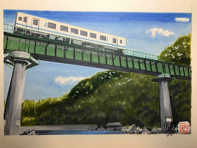 第3弾!【天竜浜名湖鉄道観光】地元の残したい風景