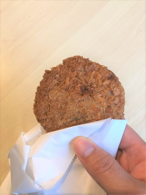 渡辺精肉店メンチ