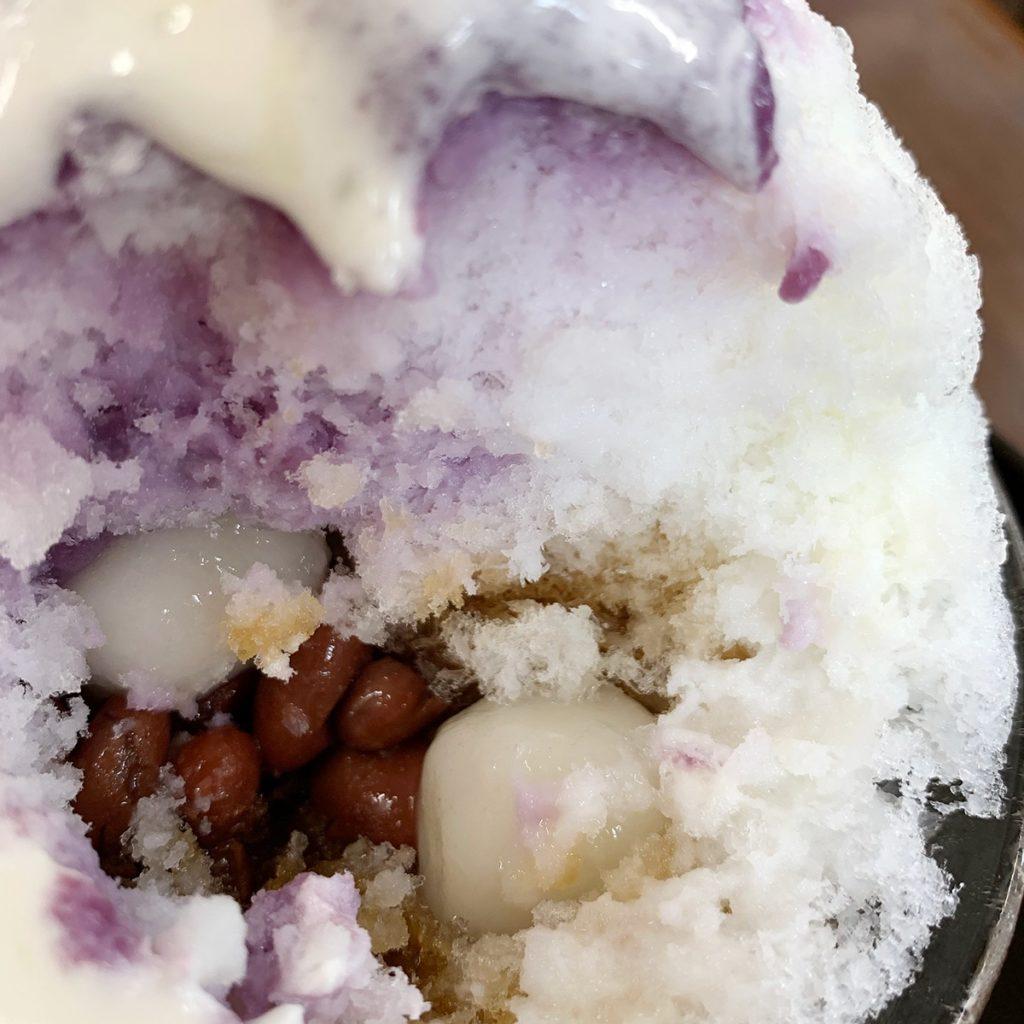 果報(カフー)のかき氷:浜松市西区