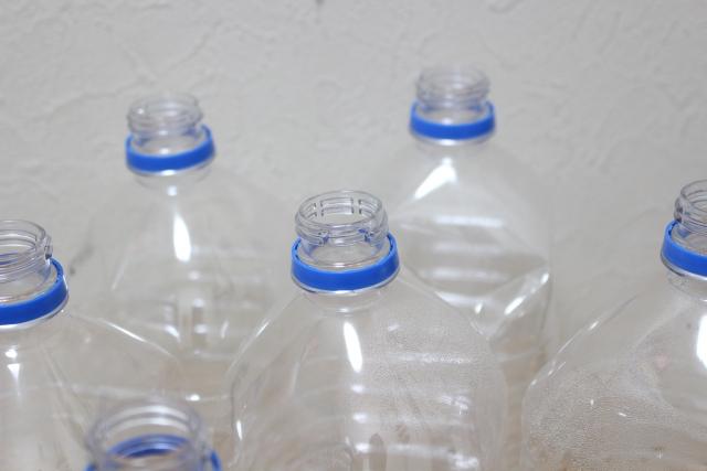 ミニワーク ペットボトル