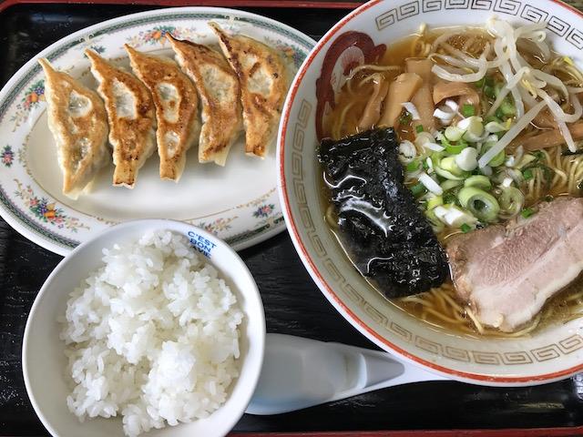 ラーメンと餃子のランチがお得♪浜松餃子の隠れた名店「栄福」の魅力をレポートします!