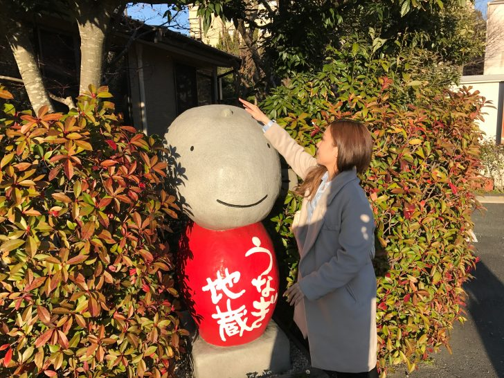 うなぎ地蔵が目印!舘山寺の人気店「志ぶき」のうなぎは贅沢で美味しい!