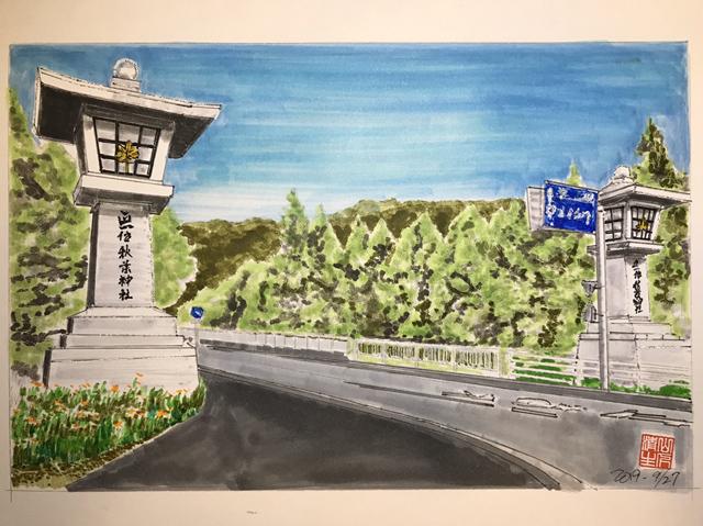 【秋葉街道沿い編】地元に残したい風景・第3弾