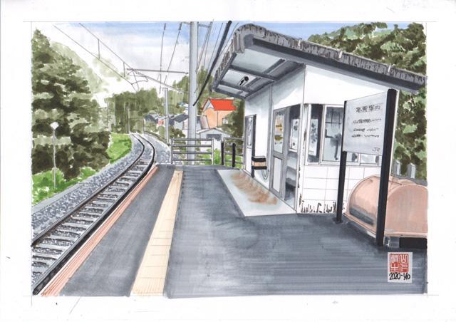 JR飯田線第2弾 向市場駅