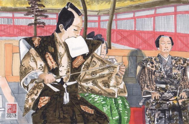 残したい景色:浦川歌舞伎