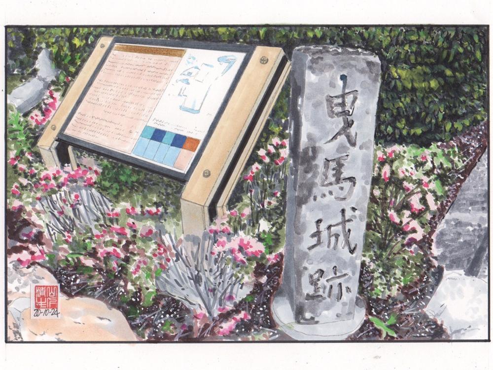 徳川家康を巡る情景3:引間城