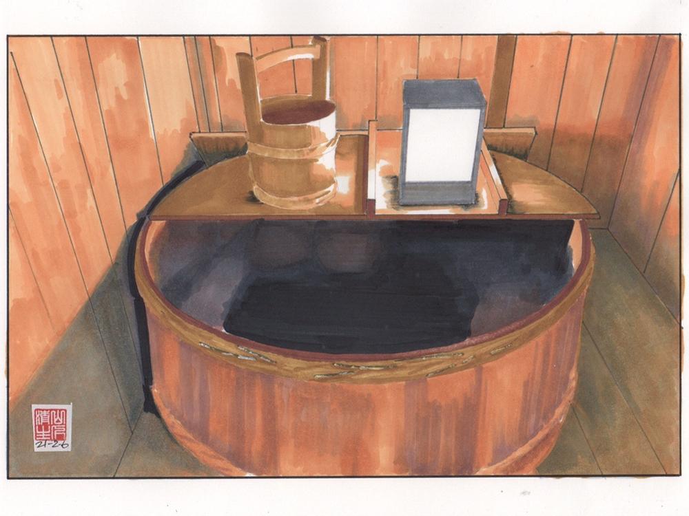 徳川家康を巡る情景3:浜松城地下石組み井戸