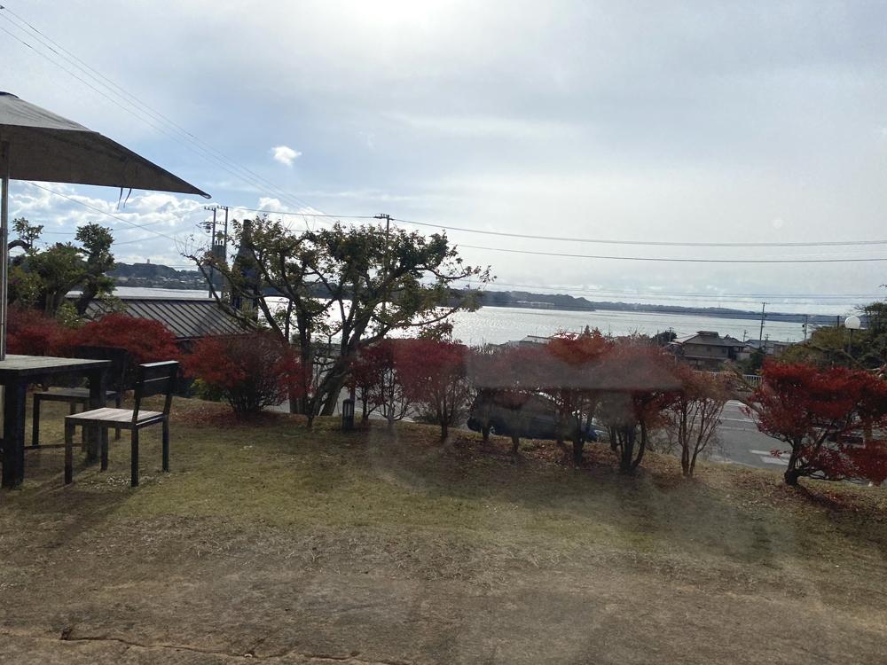 浜松市北区三ケ日:蔵茶房なつめ外観