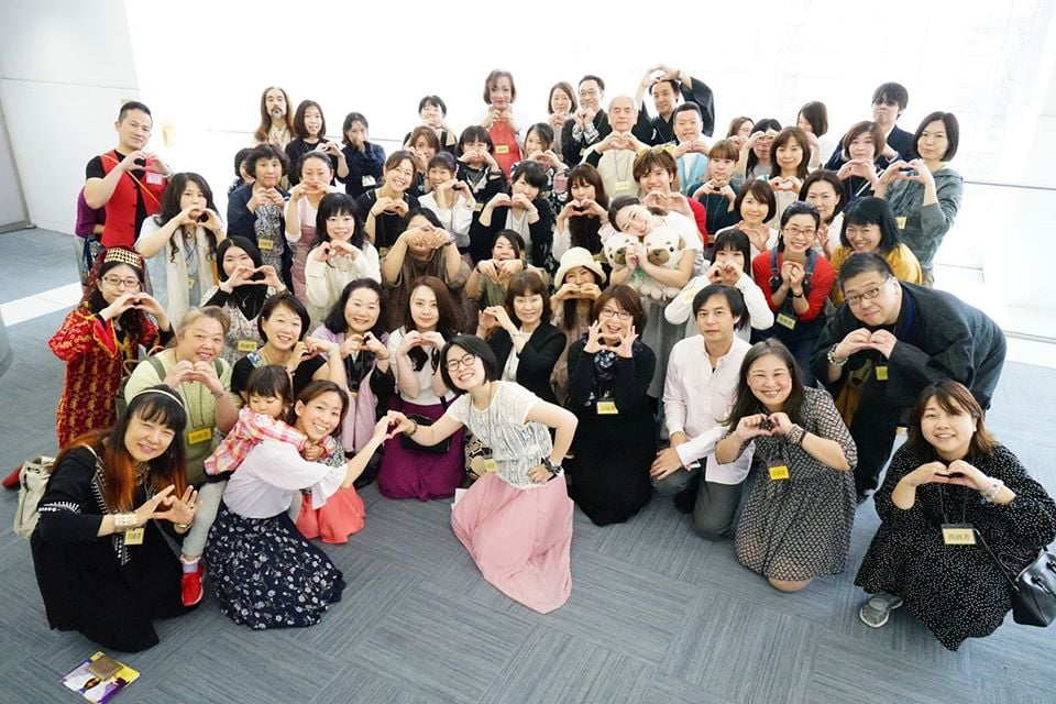 静岡第3回心と体が喜ぶ癒しフェスティバル