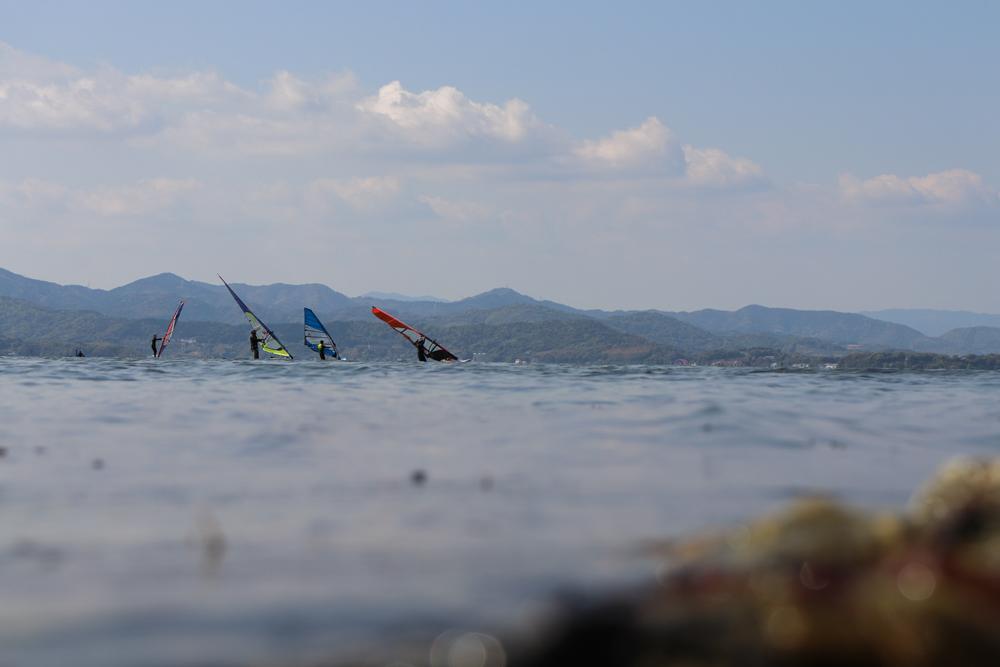 浜名湖 村櫛海岸